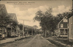 Broadway, Walnut Beach