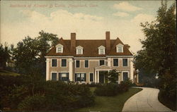 Residence of Howard B. Tuttle