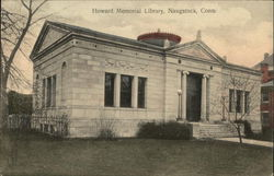 Howard Memorial Library