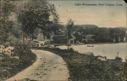View of Lake Wampanaw