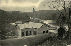 New Milford Power Co.'s Power House