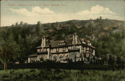 Rubly - Residence of A. S. G. Taylor