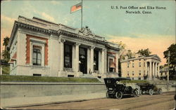 US Post Office and Elks Home