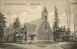 Christ Memorial Church and Rectory
