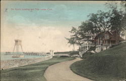 De Klyn's Landing and Pine Ledge Club, Roton Point