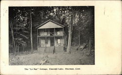 The Le Mar Cottage at Emerald Lake