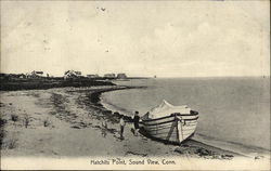 Hatchits Point Postcard