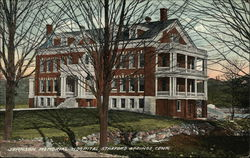 Johnson Memorial Hospital Postcard