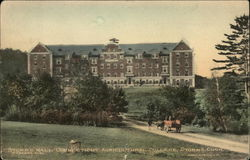 Storrs Hall - Connecticut Agricultural College