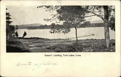 View of Setzer's Landing