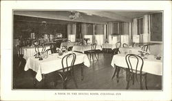 Colonial Inn - Dining Room