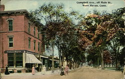 Campbell Ave., off Main St.