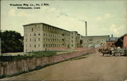 Windham Mfg. Co., No. 3 Mill