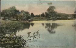 The Mill Pond Postcard