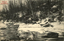 Mad River in Winter