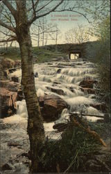 A Colebrook Waterfall