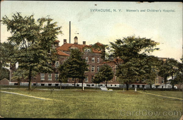 Women's and Children's Hospital Syracuse New York