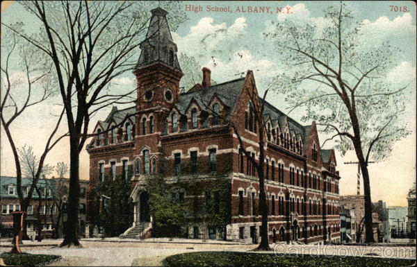 High School Albany New York
