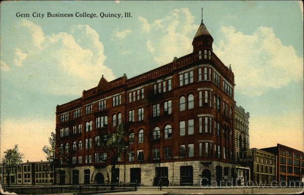 Gem City Business College Quincy Illinois