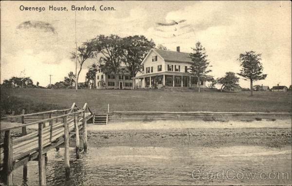 Owenego House and Grounds Branford Connecticut