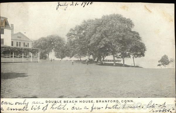 Double Beach House Branford Connecticut