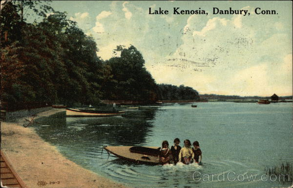 Lake Kenosia Danbury Connecticut