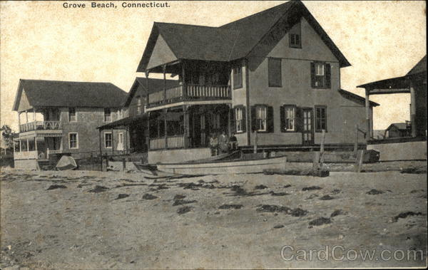 Residences at the Beach Grove Beach Connecticut