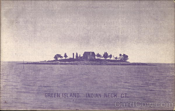 Green Island, Indian Neck Branford Connecticut