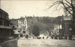 Main Street East View