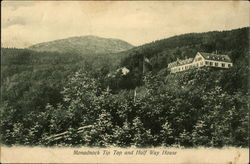 Monadnock Tip Top and Halfway House