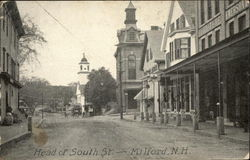 Head of South Street
