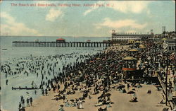 The Beach and Boardwalk, Bathing Hour