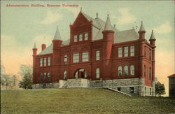 Administration Building at Syracuse University