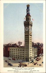 Bromo-Seltzer Tower Building