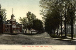 High School and Street View