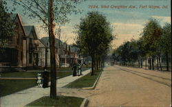 West Creighton Ave.