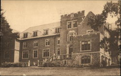 Christian Science Benevolent Association - Sanatorium, Associates Building Postcard