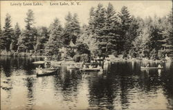 Lovely Loon Lake