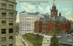 County Court House and Hall of Records