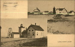 Race Point and Long Point Lights