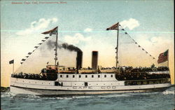 "Steamer ""Cape Cod"""
