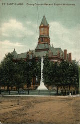 County Court House and Federal Monument