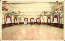 Hotel Deming, Ball Room