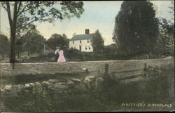 Whittier's Birthplace