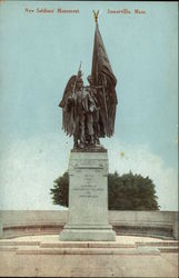 New Soldiers' Monument