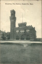 Broadway Fire Station
