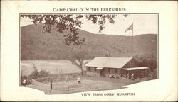Camp Crailo in the Berkshires