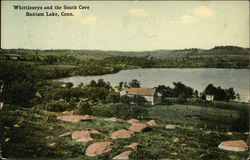 Whittleseys and the South Cove, Bantam Lake