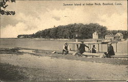 Summer Island at Indian Neck