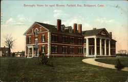 Burroughs Home for aged Women, Fairfield Avenue
